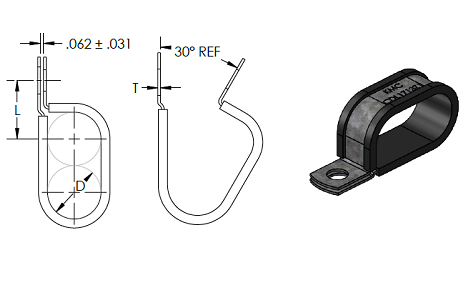 CDL clamp
