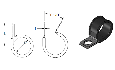 CFV clamp